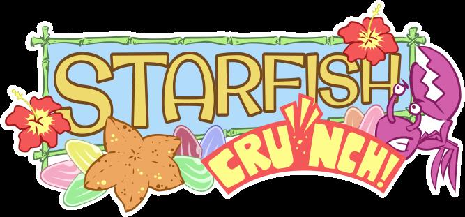 StarfishCrunchLogo